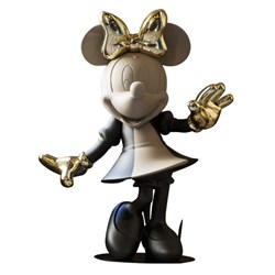Minnie Welcome by Kelly Hoppen by Leblon Delienne - Limited Edition Sculpture sized 22x24 inches. Available from Whitewall Galleries